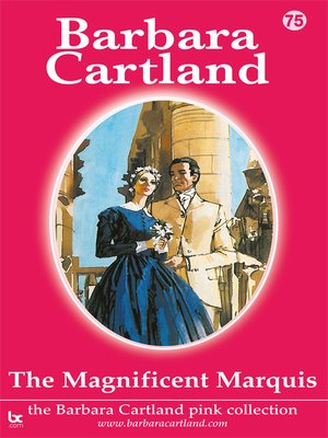 cover image of The Magnificent Marquis